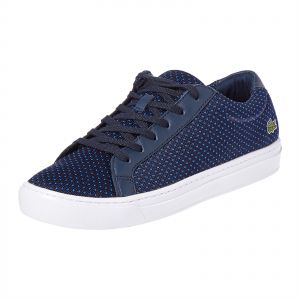 Lacoste Fashion Sneakers for Women - Navy ac1324cf74
