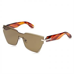 5c557a759a Givenchy Rimless Sunglasses for Women - Brown Lens