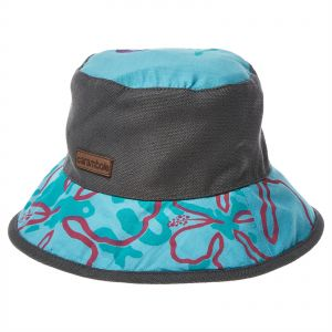 7b0b407d35438 Carambole Bucket Hat for Women - Grey   Green
