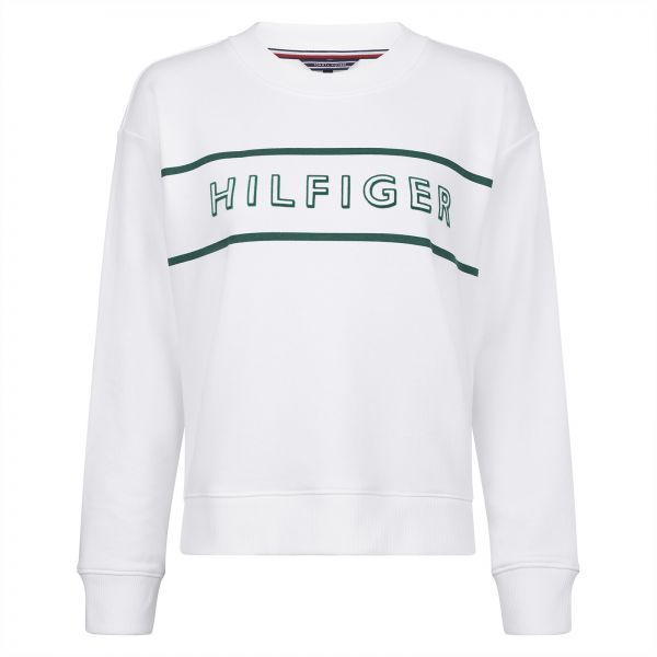 5e33aa54bbfb Tommy Hilfiger Sweatshirt for Women - White