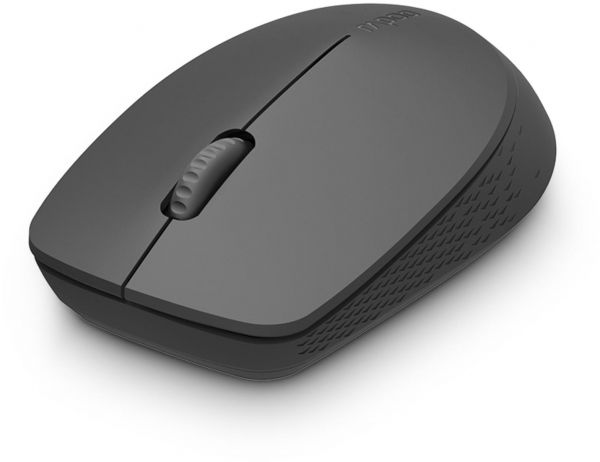 71df49fd612 Rapoo M100 Silent Multi-Mode Wireless Mouse (Grey) -Works with Mac | Souq -  Egypt