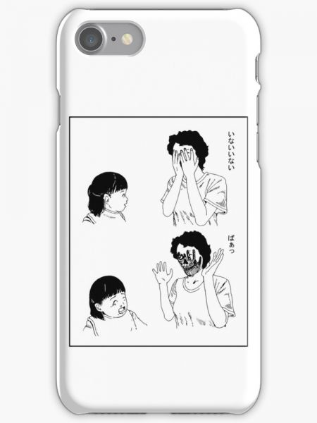 Shintaro – Peek-a-boo (Variant) Phone Case for Apple Iphone
