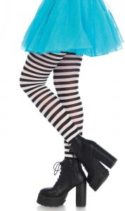 df23b3735006e Buy apt leg nylon striped stockings | Leg Avenue,Berkshire,Touch ...