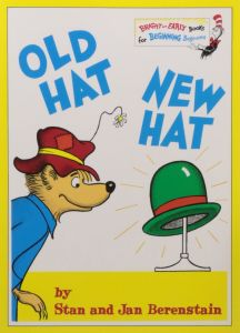 326b7457c998c Old Hat New Hat (Bright and Early Books)