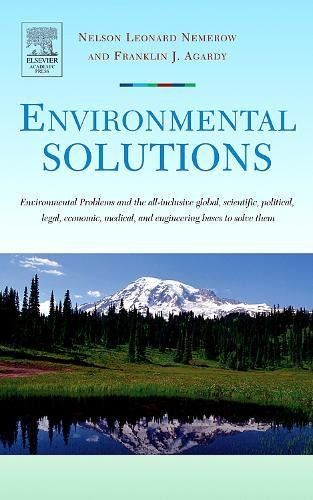 how to solve environmental problems