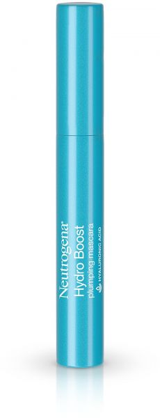 7418c8fe12a Neutrogena Hydro Boost Plumping Mascara Enriched with Hyaluronic Acid,  Vitamin E, and Keratin, Black 02, 0.21 Ounce