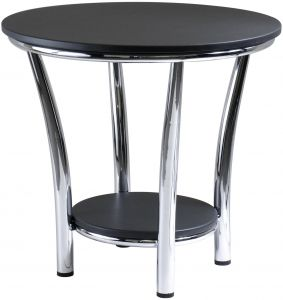78d2497389f50 Winsome Wood Maya Round End Table