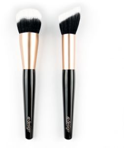53d68404fc aDesign Professional 2 Piece Makeup Brush Kit - Detail Face Power Duo