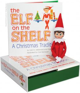 Elf On The Shelf A Christmas Tradition Blue Eyed Girl Scout