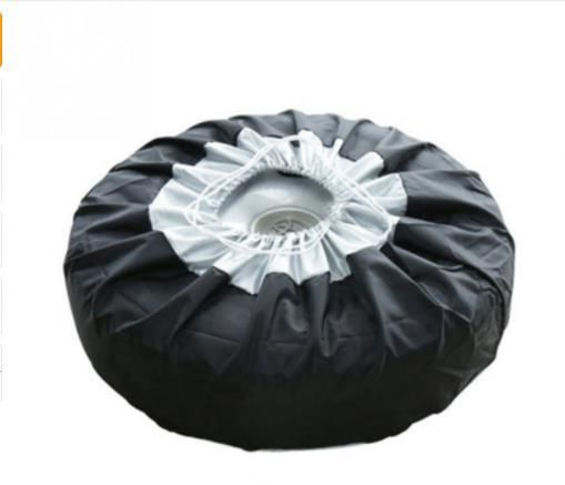9f7d10b67d 65cm Tire Cover Case Car Spare Tire Cover Storage Bags Carry Tote ...