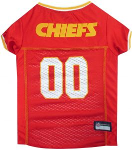 32 NFL Teams Available. - Comes in 6 Sizes. - Football Pet Jersey. - Sports  Mesh Jersey. - Dog Jersey Outfit. - NFL Dog Jersey 50488efc6