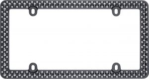 United Pacific C5041-46 License Plate Frame