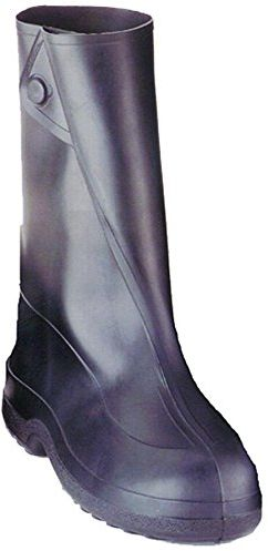finest selection 483bc b5ebf TINGLEY Rubber 10-Inch 1400 Rubber Overshoe with Button Boot,Black,XXX-Large