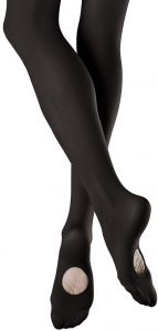 bc4392023ec3c Bloch Dance Women's Ladies Endura Adaptatoe Tights,Black, Size C