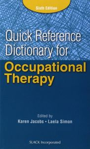 pedrettis occupational therapy 8th edition citation apa