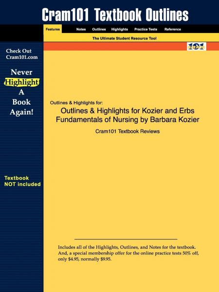 Student Workbook and Resource Guide for Kozier & Erbs Fundamentals of Nursing