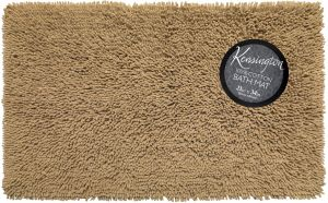 Carnation Home Fashions Bm M3l 44 Shaggy Cotton Chenille Bath Room Rug 21 X 34 Large Linen