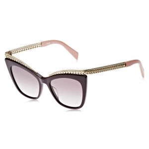 1a1392949f0 Moschino Cat Eye Sunglasses for Women - Pink Lens