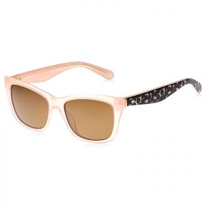 f39e0cf129f17 Kate Spade Wayfarer Sunglasses for Women - Brown lens