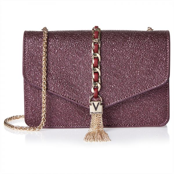 f144dcbee4 Valentino Flap Bag for Women - Burgundy