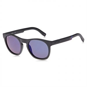 fe4cd28fb1 Lacoste Stripes   Piping Round Unisex Sunglasses - L868S-004 51-21-140 mm