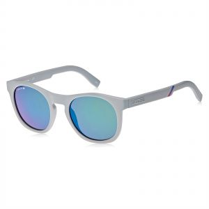 1f08a1fe1b Lacoste Stripes   Piping Round Unisex Sunglasses - L868S-035 21-140 mm