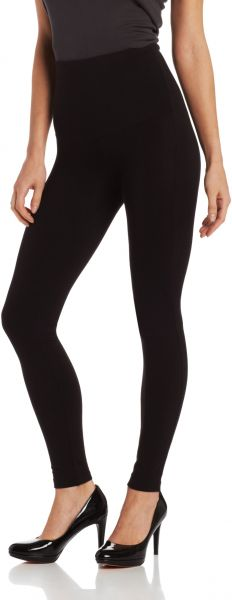 e374ad07f HUE Women s Ultra Tummy Shaping Legging