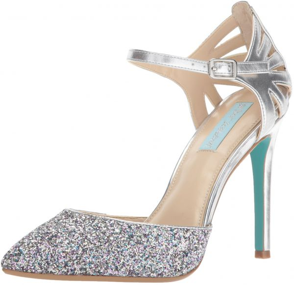 2c7f54eee69 Blue by Betsey Johnson Women s SB-Avery Heeled Sandal