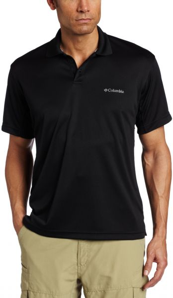 1f9a8a9d1 Columbia Men's Big & Tall New Utilizer Polo, Black, X-Large/Tall. by  Columbia, Tops - Be the first to rate this product