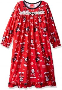 Disney Girls  Little Mickey Mouse Holiday Family Sleepwear Collection be48774c4