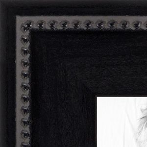 Picture Frame Matte Black Slope With