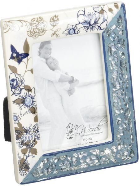 Souq | Up Words by Pavilion Photo Frame, Blue, 3-1/2 by 4-1/2-Inch ...