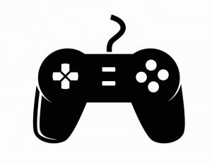 Video Game Icon By Wallmonkeys Peel And Stick Graphic Wm198278 30w X 23h Medium Large Fot 60276917 30