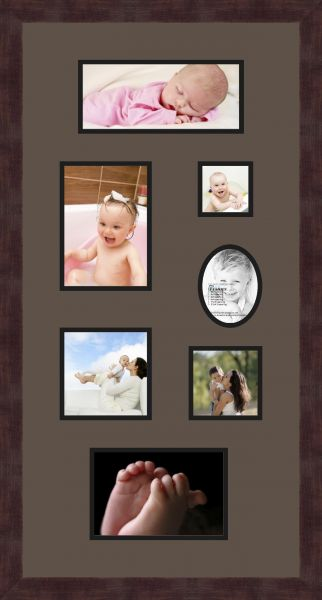 Art To Frames Double Multimat 748 11989 Frbw26061 Collage Frame