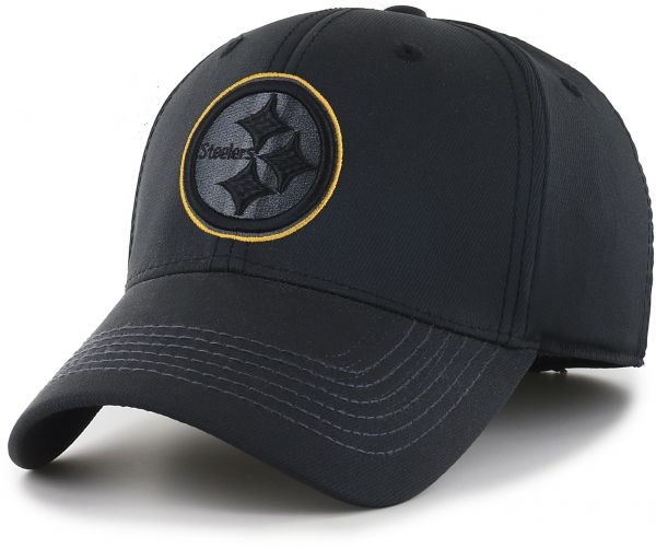 29aa4e590 OTS NFL Pittsburgh Steelers Wilder Center Stretch Fit Hat