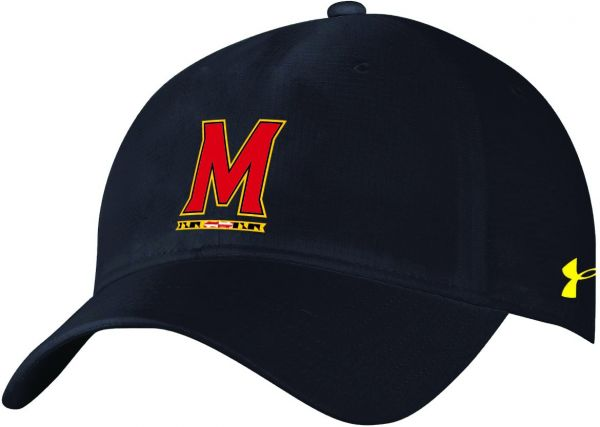 3e830229613 Under Armour NCAA Maryland Terrapins Adult Women NCAA Women s airvent  Adjustable Cap