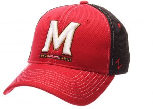 1aebccbf0ad Zephyr NCAA Maryland Terrapins Men s Rally Z-Fit Cap