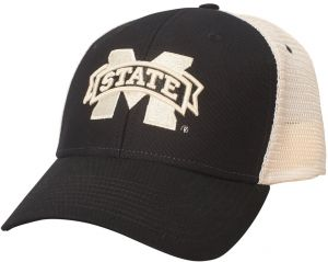 Ouray Sportswear NCAA Mississippi State Bulldogs Soft Mesh Sideline Cap 2105cf6ba