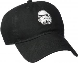 Star Wars Men s Stormtrooper Embroidery Dad Baseball Cap 0210ff80158