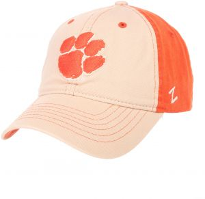 Zephyr NCAA Clemson Tigers Men s The Dean Relaxed Cap ce9530ce615a