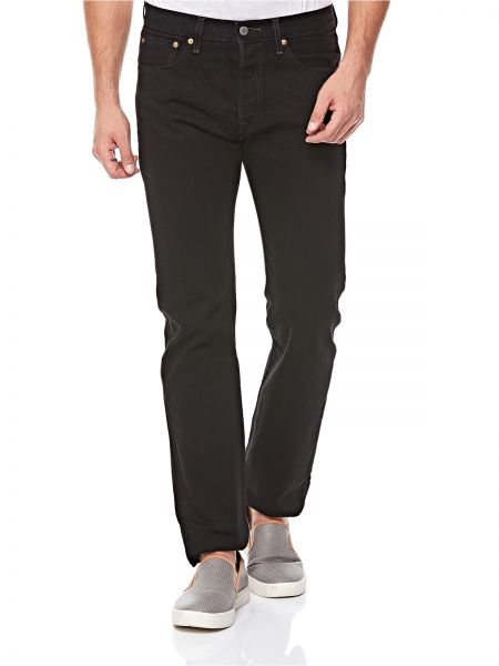 0721140de35 Levi s Straight Jeans for Men - Black