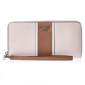 e1812e80ff49 Guess La Hip Zip Around Wallet For Women