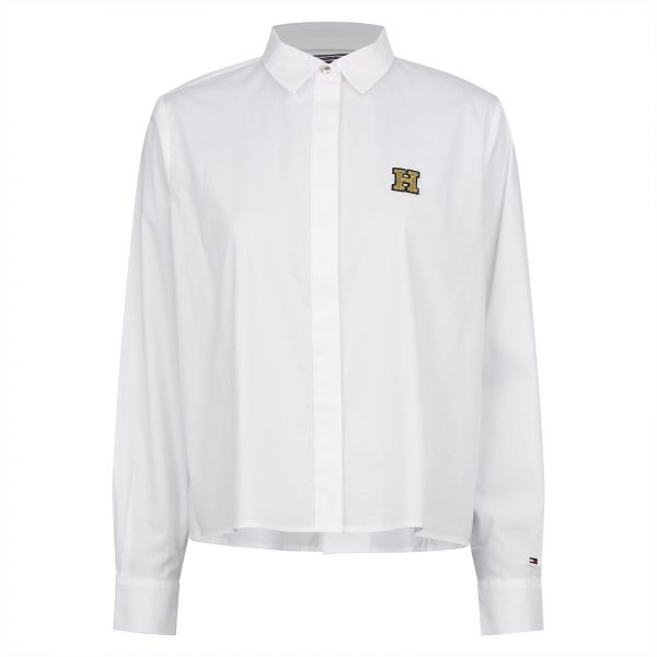 81250074bb115c Tommy Hilfiger Shirt for Women - White