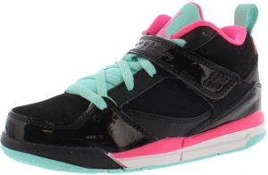 4f78793ed38 Jordan Flight 45 Basketball Preschool Girl s Shoes Size 2