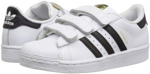 new concept cd00c 02831 adidas Originals Superstar Foundation Cf C Sneaker for Kids