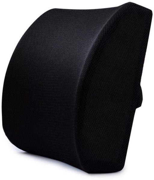 Car Memory Foam Cotton Lumbar Support Back Cushion Lower Back Pain Relief Back Pillow for Computer/Office Chair Car seat Recliner(Black) | Souq - UAE  sc 1 st  Souq.com & Car Memory Foam Cotton Lumbar Support Back Cushion Lower Back Pain ...