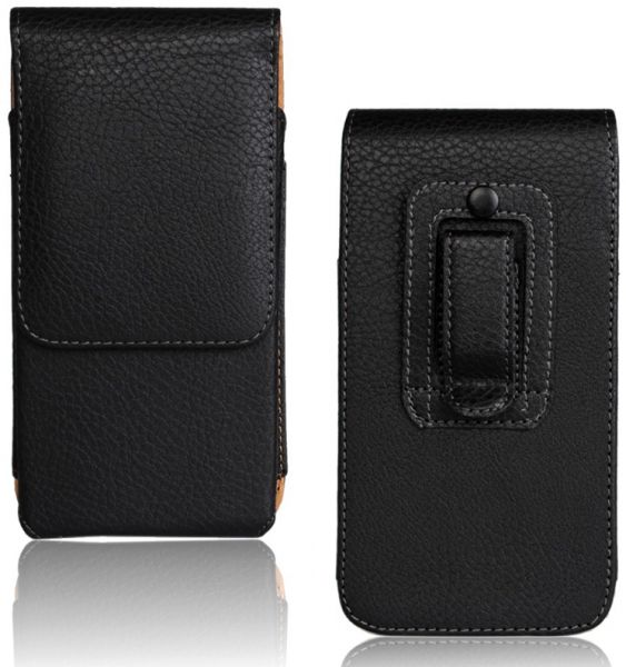 best website e058d 7b83f Samsung Galaxy Note 8 Belt Clip Case, Galaxy S9 Plus Holster Vertical  Leather Belt Clip Pouch Holster Case For Samsung Galaxy Note 8/Note 5/Note 4