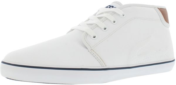1b9a9781add30 Lacoste Ampthill Chunk Boy s Shoes Size 4.5