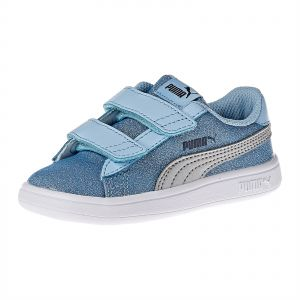 851d52d7ea9a Puma Smash V2 Glitz Glam V INF Sneaker For Kids