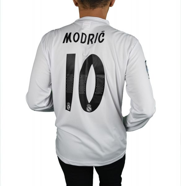 online store bc92a 97a3c Football T-Shirt- Real Madrid C.F - Modric 10 - XS